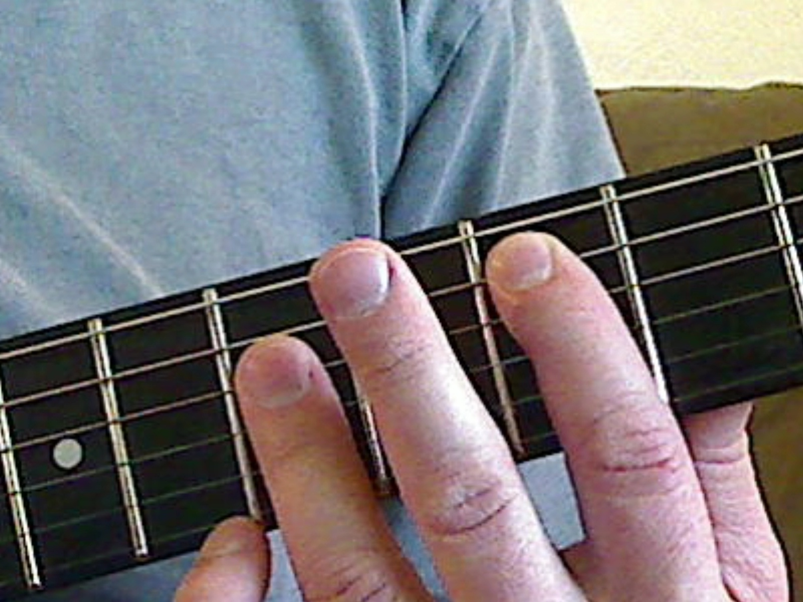 Movable Chords Part 2 Purple Tiger Guitar