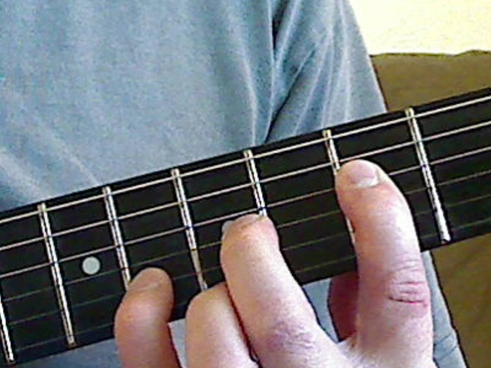 Movable Chords Part 3 Purple Tiger Guitar